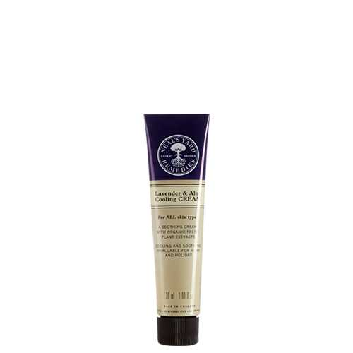Lavender & Aloe Cooling Cream 30ml photo