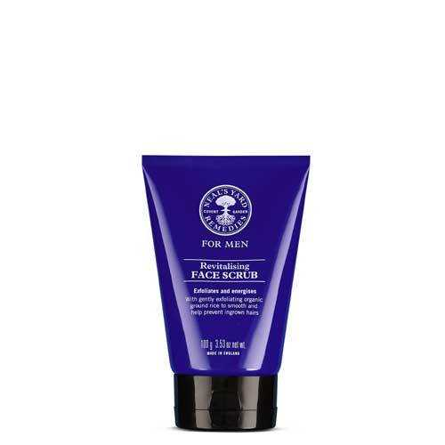 Revitalising Face Scrub 100g photo