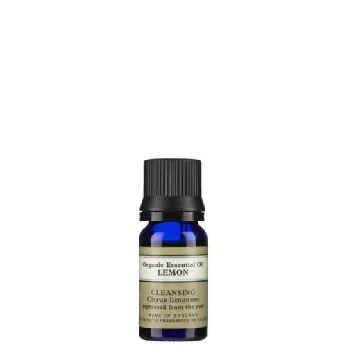 Lemon Organic Essential Oil 10ml photo
