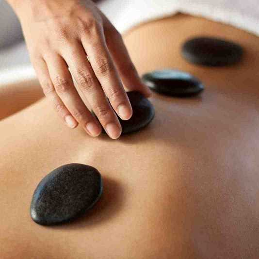 Professional Hot Stone Massage Therapy Training photo