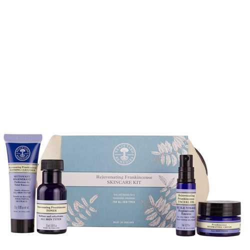 Rejuvenating Frankincense Skincare Kit photo