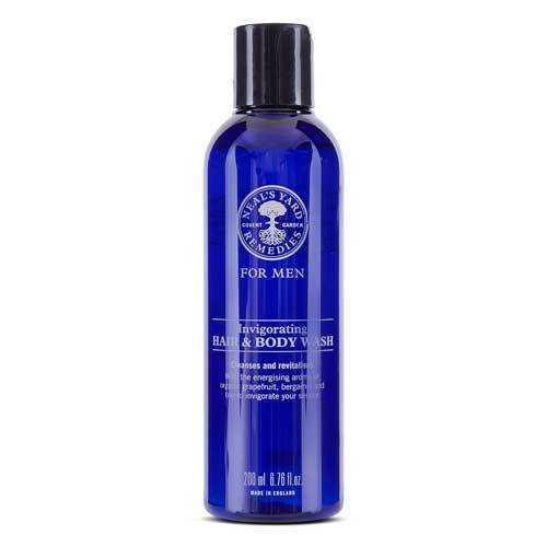 Men's Invigorating Hair & Body Wash photo