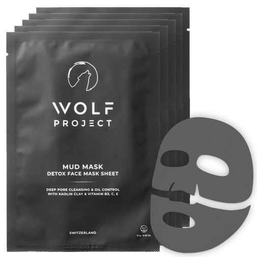 Natural Remedy Detox, Beautification, Anti-Ageing & Hydrating Ultra-Fibre Facial Masks (Sheets and Wraps) photo