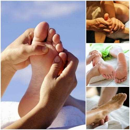 Thai Foot and Leg Massage photo