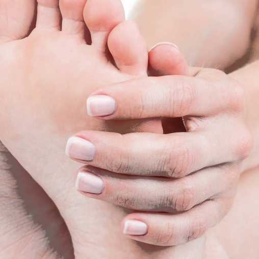 Men's Manicure, Pedicure & Foot Soak photo