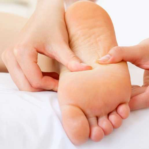 Foot Massage Practical Training photo