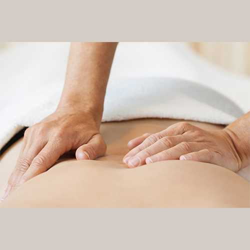 Relaxing Full Body Massage Practical Training photo